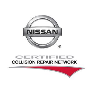 Nissan Collision Repair Network Logo