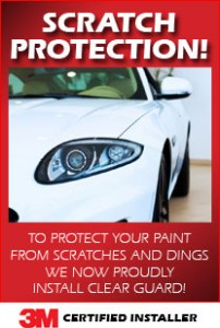 3M Certified Clear Guard - Paint Chip Protection - Installer