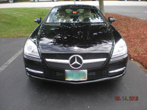 Mercedez After Prestige Auto Body Photography