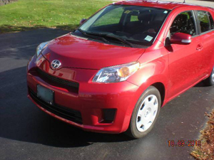 Scion After Prestige Auto Body Photograph
